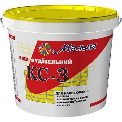 Клей будівельний КС-3 для підлоги Мальва